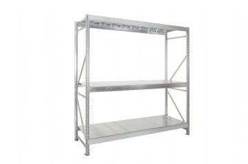 Frames-M50 Profile- Galvanised Depth 400mm (Capacity 4300kg)